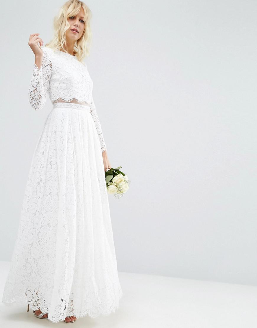 4cb9b265900 Gallery. Women s Prom Dresses ... Long Sleeve Floral Lace Maxi Evening Prom  Dress ...
