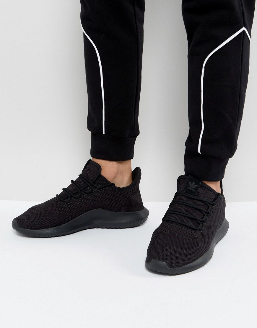 lyst adidas originali per formatori in nero cg4562 nell'ombra