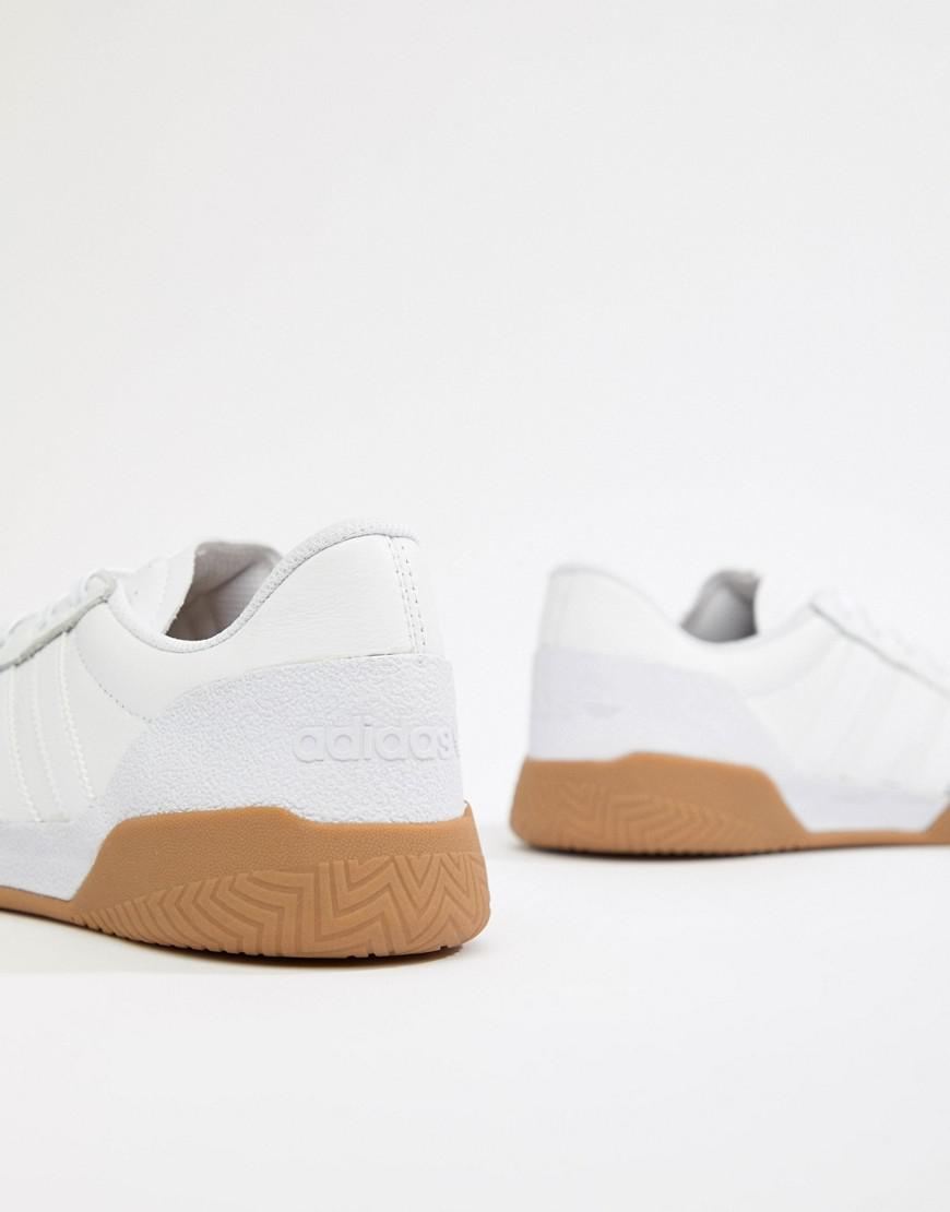 finest selection 49c64 d5cfd Lyst - adidas Originals Adidas Originals City Cup Trainers In White B22729  in White for Men