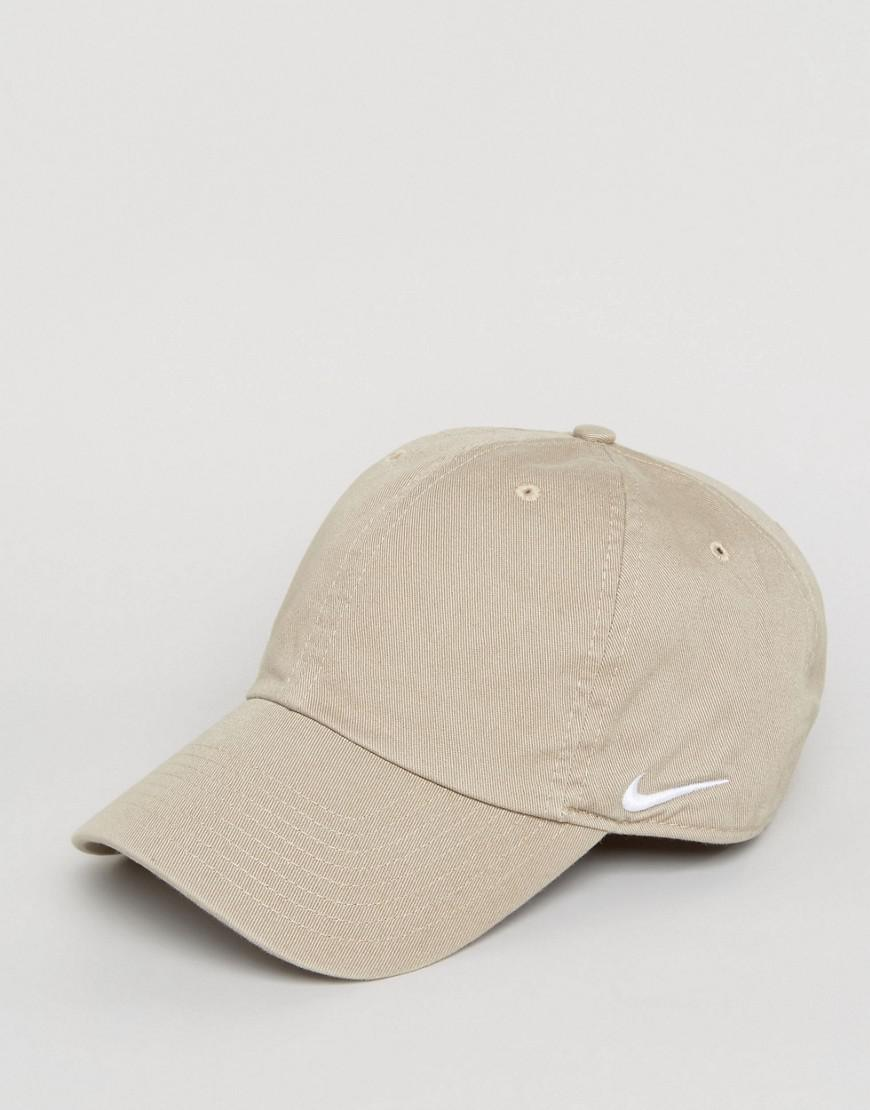 Nike Nike Heritage 86 Cap In Beige 102699-221 in Natural for Men - Lyst c196b4cc908