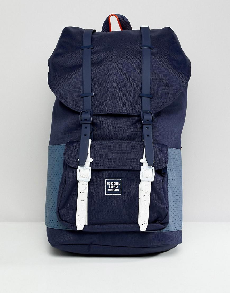 Herschel Supply Co. Little America Backpack 25l in Blue for Men - Lyst 325904eb46