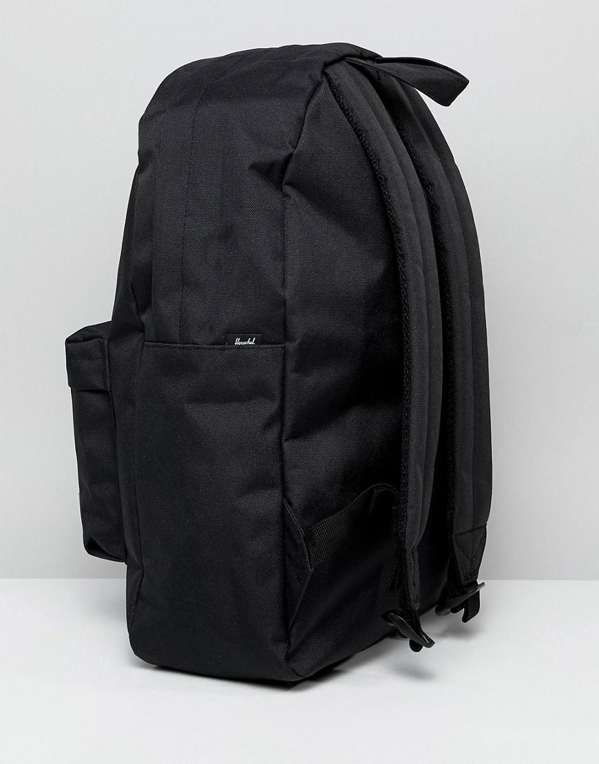 ad87ae85a866 Herschel Supply Co. 21l Classic Backpack in Black for Men - Lyst