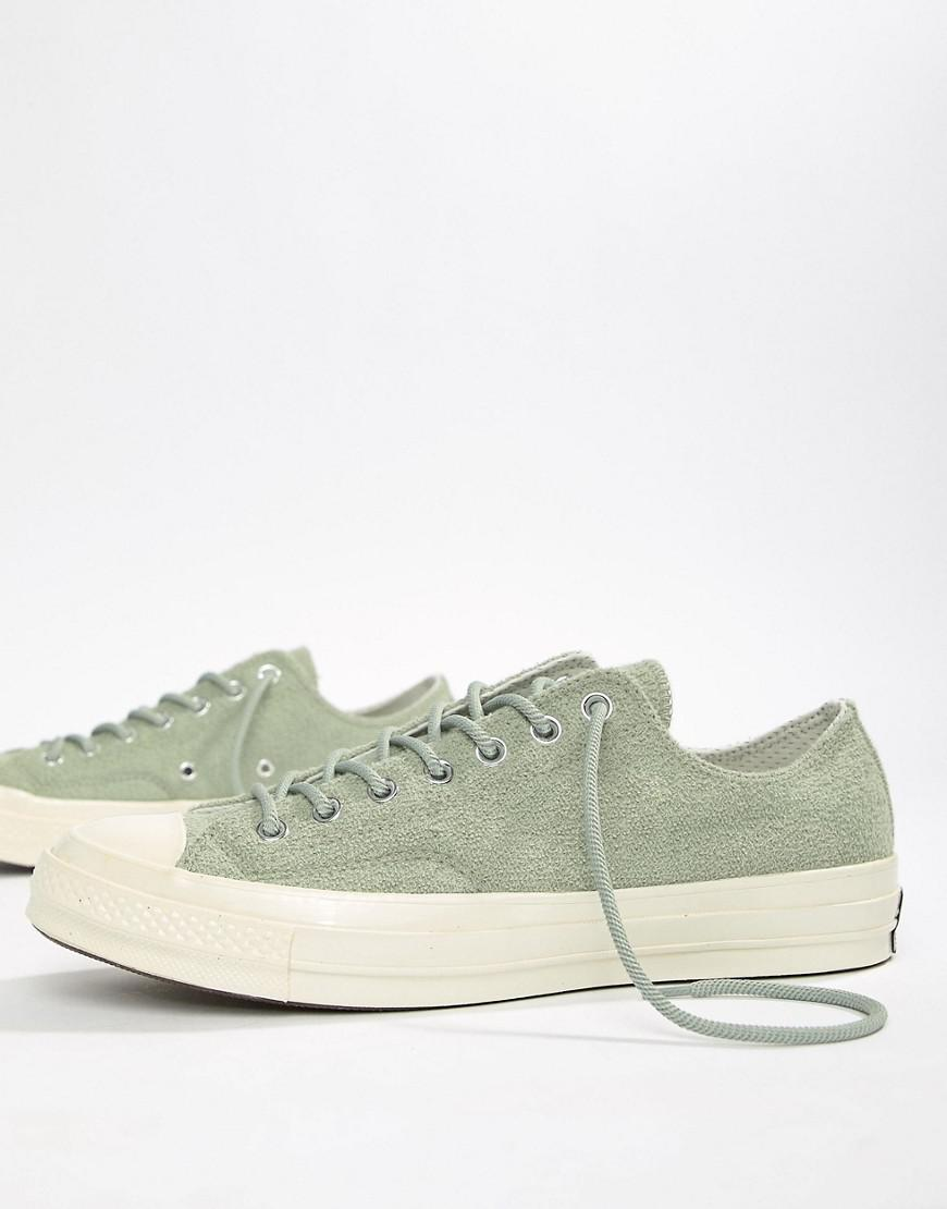 Converse Chuck Taylor All Star  70 Ox Sneakers In Green 159661c in ... 7945eb9c2