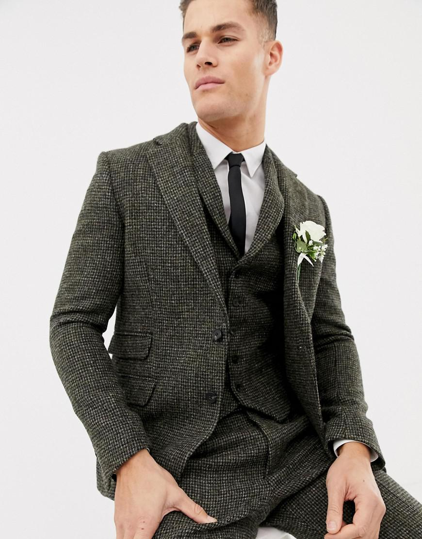 ASOS x Harris Tweed Clothing Collection images