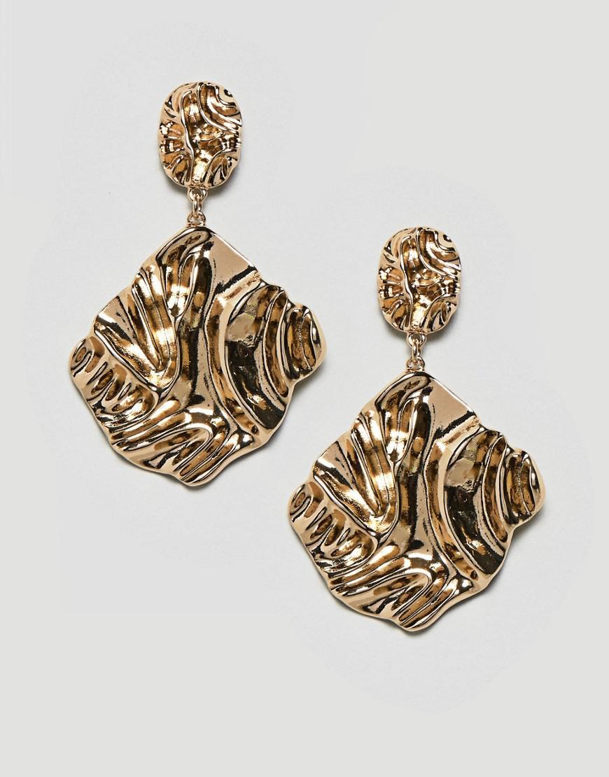 Pearl Look Earrings - Metal pearl IvyRevel gieEINoRK