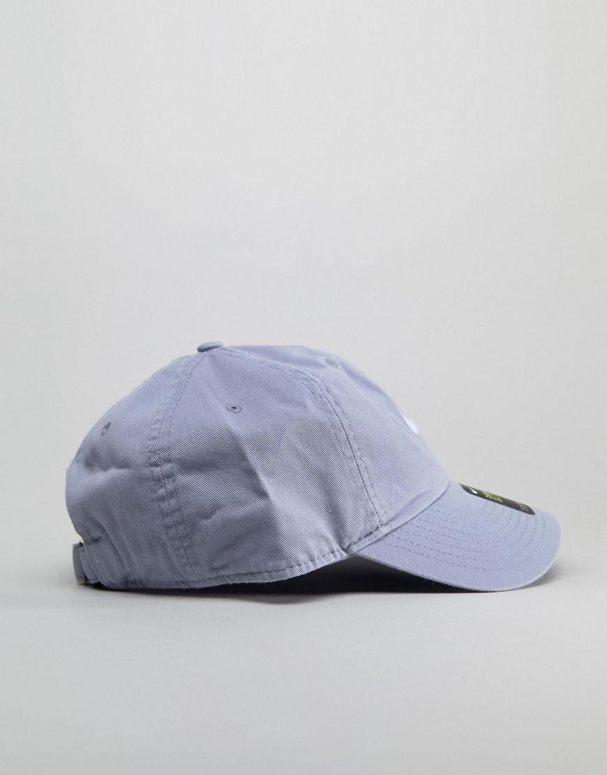 dcc1548af60 ... 50% off nike h86 logo cap in grey 546126 023 in gray for men lyst