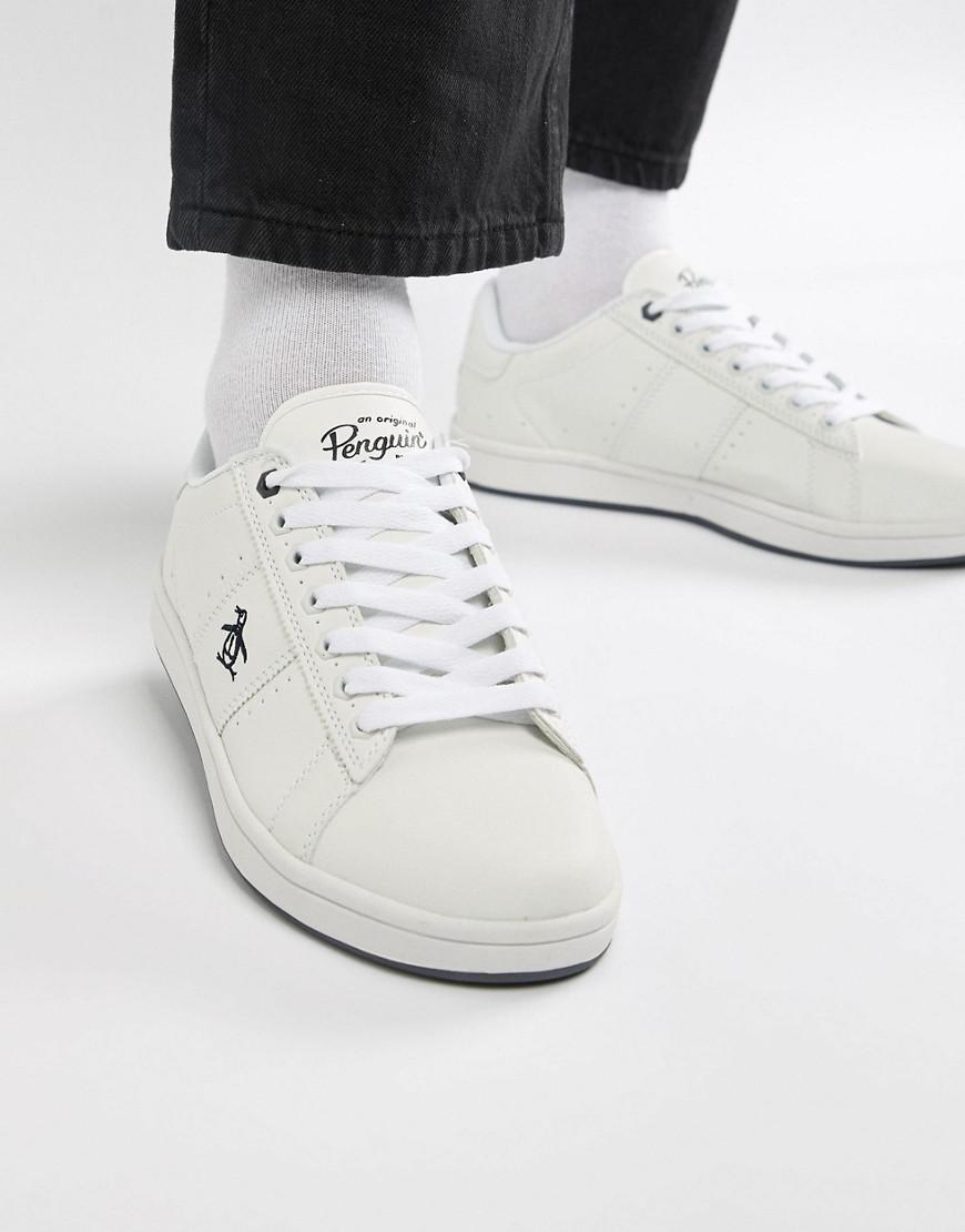 Original Penguin Wide Fit Stedaman Sneakers In vfqbwj