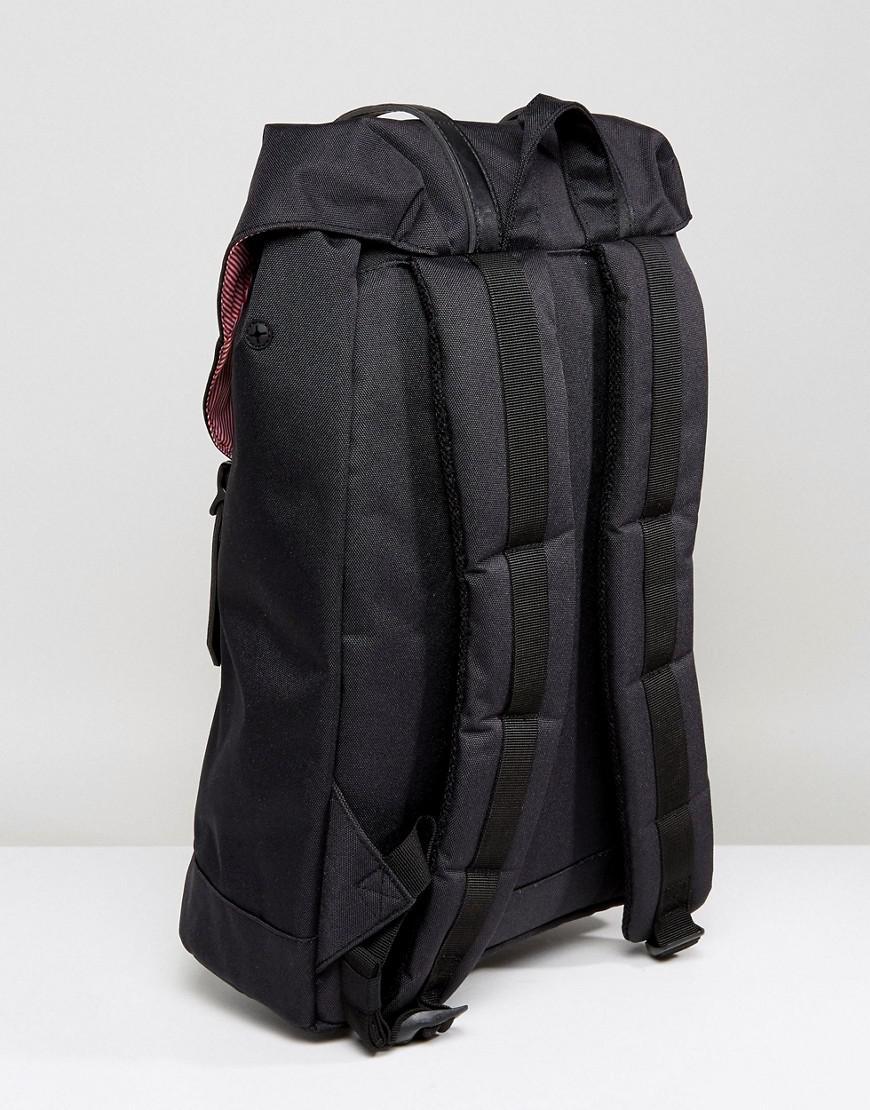 7417400f957 Lyst - Herschel Supply Co. Retreat Backpack In Black in Black for Men