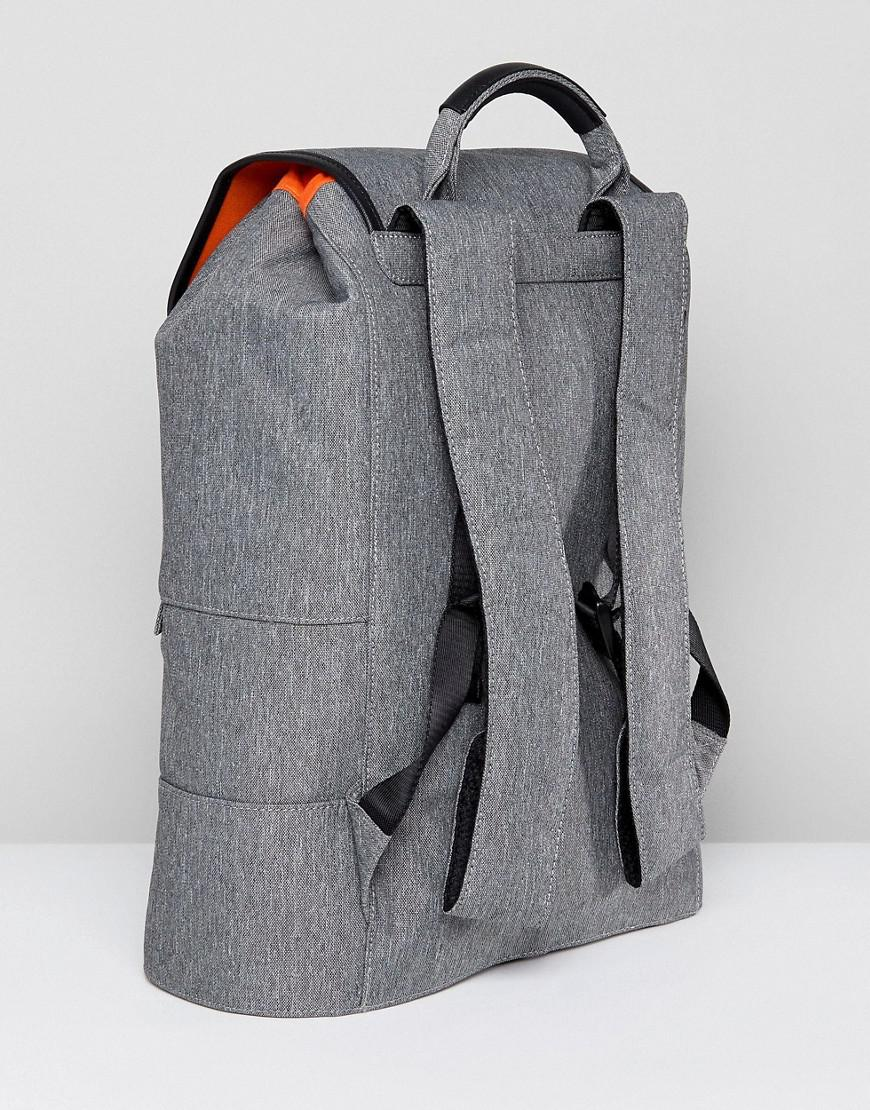84741403f16a41 Lyst - Ted Baker Rayman Backpack in Gray for Men