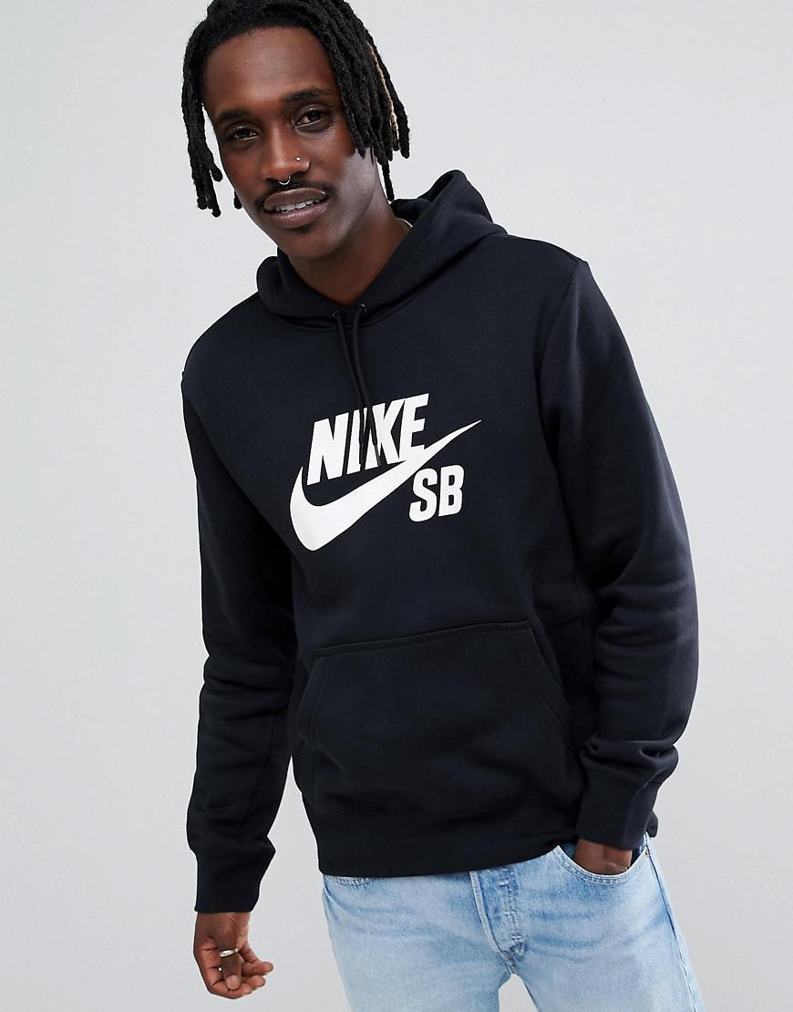 d7dfeed3e8a541 Nike Icon Hoodie In Black Aj9733-010 in Black for Men - Lyst