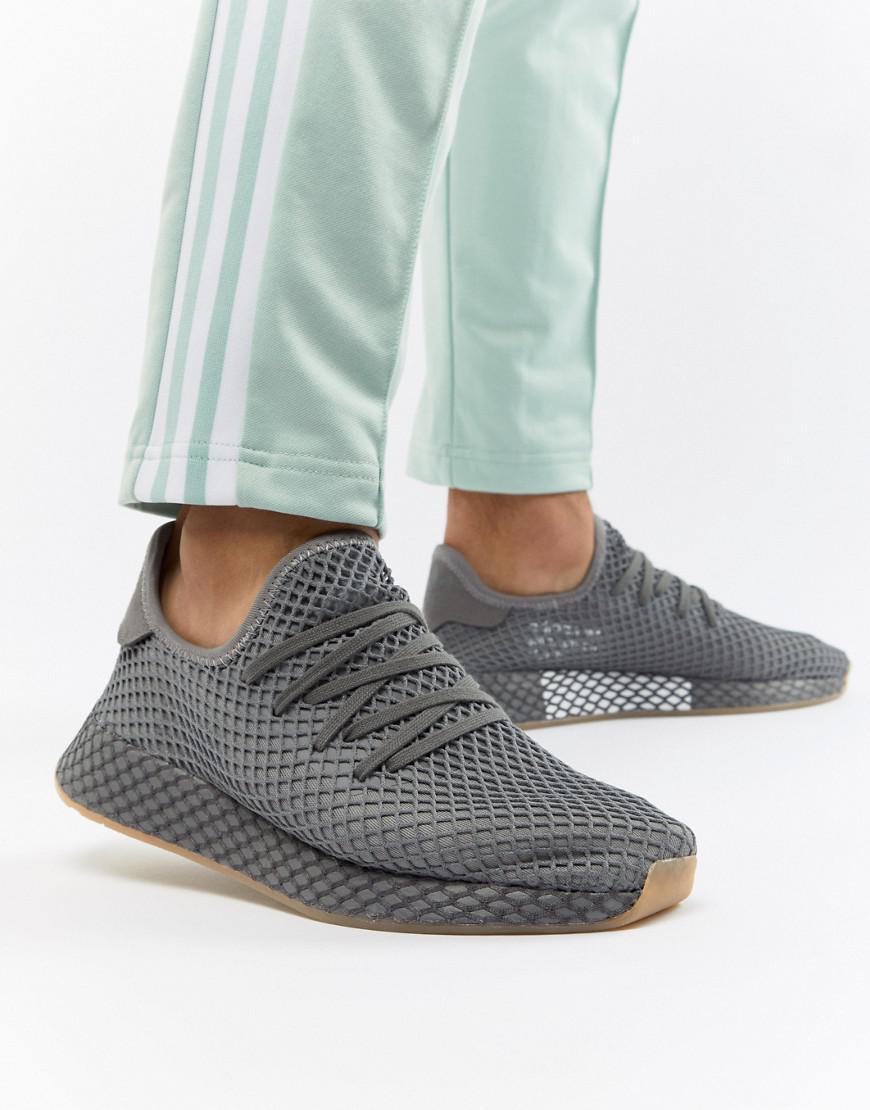 the latest 8d5fd 33c61 adidas Originals. Men s Gray Deerupt Runner ...