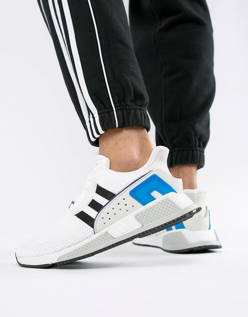 a8374f8d0ee8 Lyst - adidas Originals Eqt Cushion Adv Trainers In White Cq2379 in ...