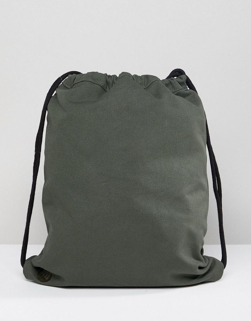 Lyst - Mi-Pac Canvas Kit Bag In Khaki in Green for Men 8f30fcb60fe47