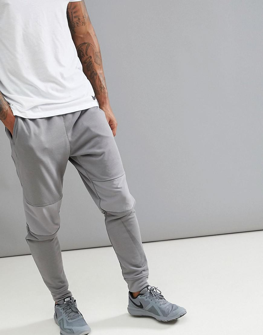 Nike. Men's Gray 'project X' Joggers In Grey ...