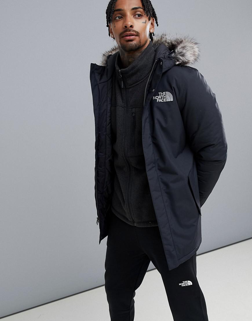 Lyst - The North Face Zaneck Jacket In Black in Black for Men 1b702ebb3bc3