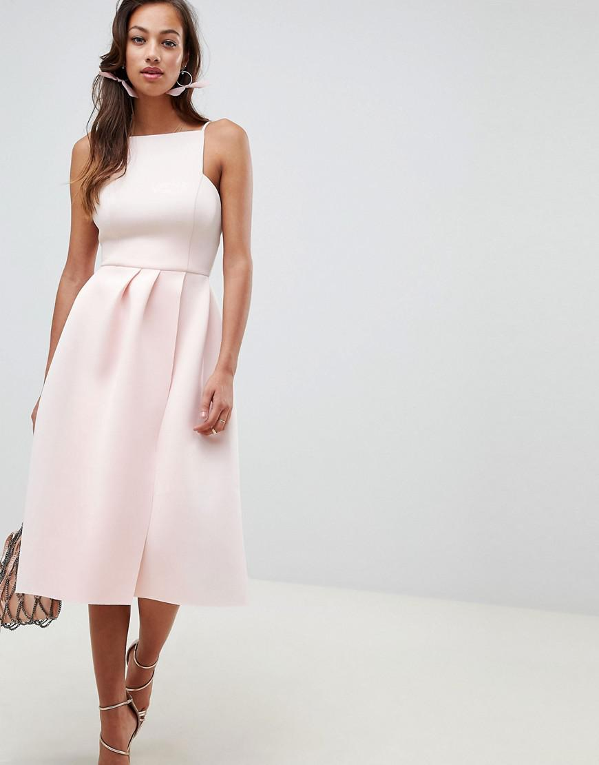 273537141e65 ASOS Pink in Pink - Lyst