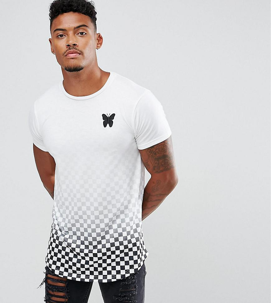 Cheap Sale Collections PLUS T-Shirt In Black With Stripes Exclusive To ASOS - Black Good For Nothing Cheap Price Fake Buy Cheap Top Quality Sp9axWz