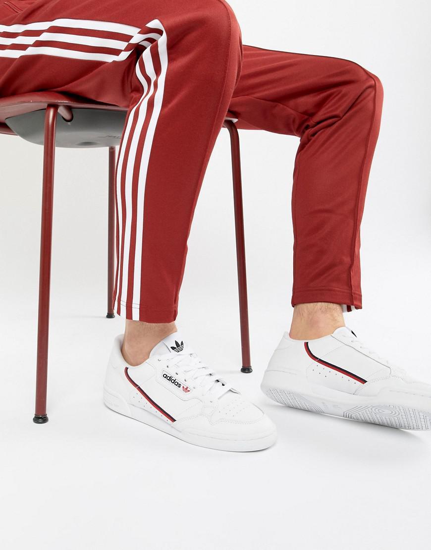 Adidas Lyst Homme Coloris Pour Continental En Originals Blanc 5AAqB