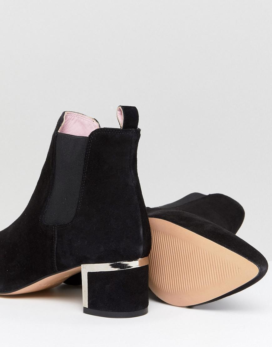 Gestuz Ankle Boots with Block Heel QNv7rzi