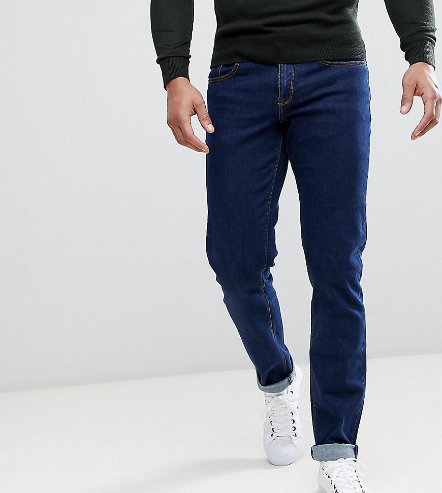 Sale Official Site Very Cheap Price TALL Slim Jeans In Indigo - Indigo Asos kyafY