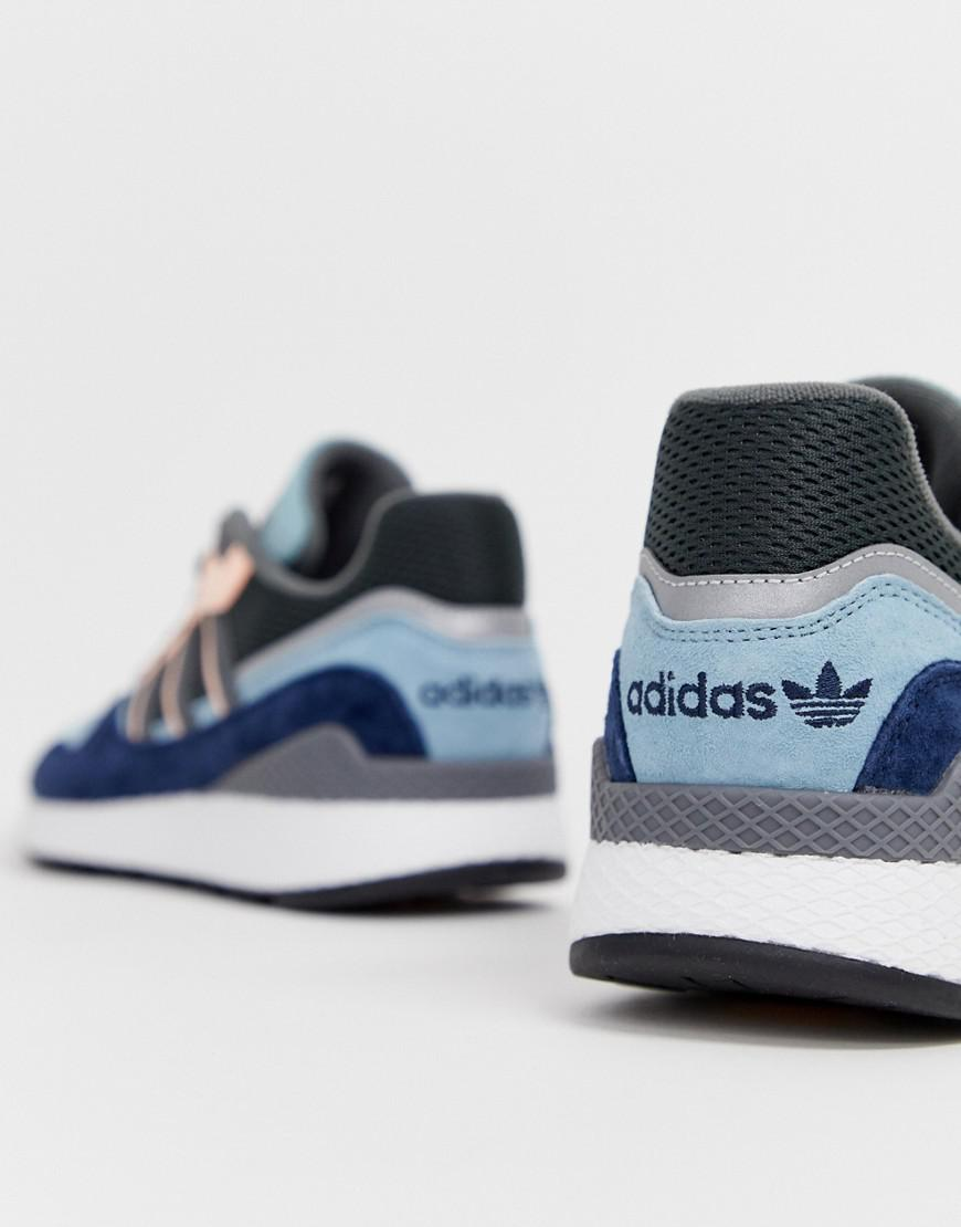 90993eec6bb55 adidas Originals Ultra Tech Trainers Bd7934 Blue in Blue for Men - Lyst