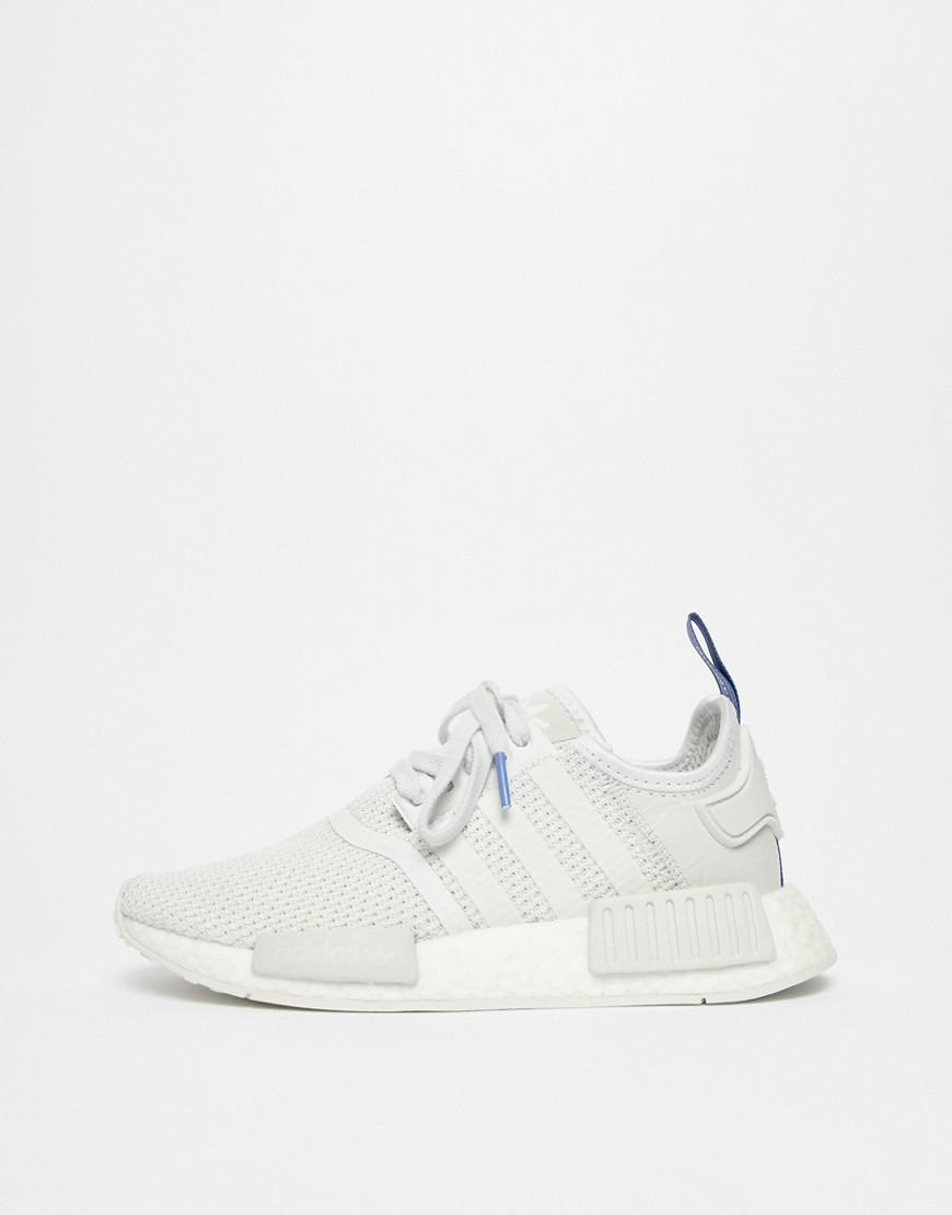 online store 02f8c 729b4 Adidas Originals - Nmd R1 Sneakers In White - Lyst. View fullscreen