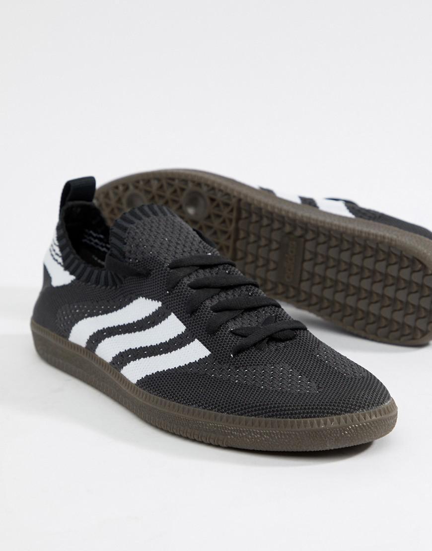 ... white core black bluebird shoes z11a2280 c9a67 79867  release date  adidas originals. mens samba primeknit sock sneakers in black cq2218 0a89d  899c8 1143a3097