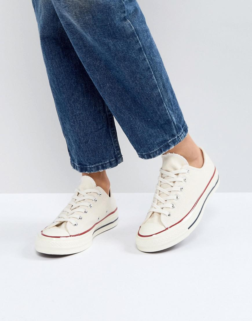 Converse Canvas Chuck Taylor All Star '70 Sneakers In