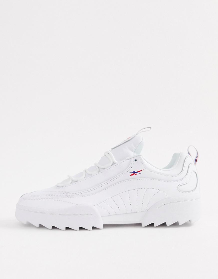 98b09b5f17d355 Reebok Rivyx Ripple Sneakers White in White for Men - Lyst