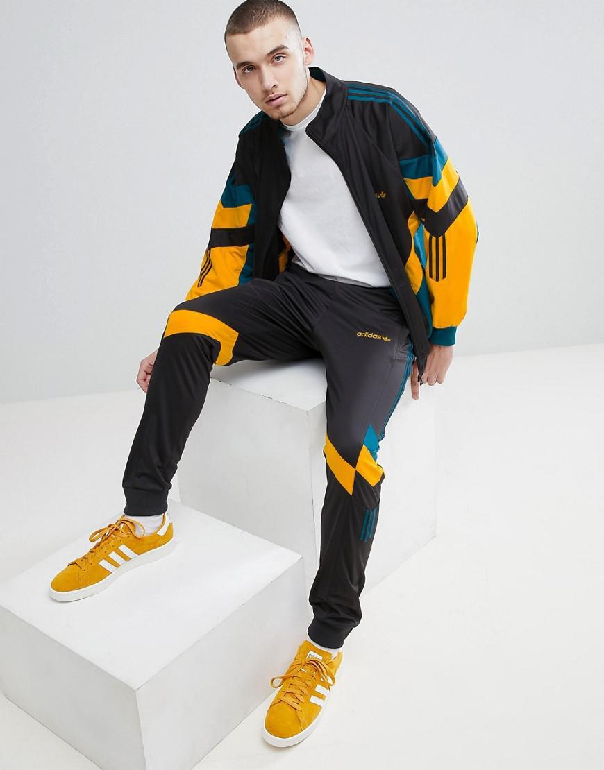 0fc5c4d5e57 Lyst Adidas Pantalon Style Vintage Fuselé Jogging Originals De qFSqf