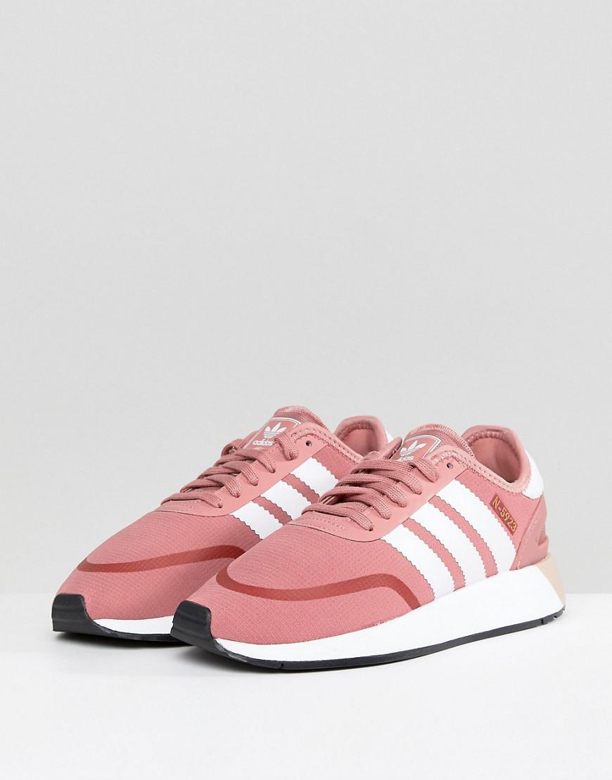 Lyst - adidas Originals Originals N-5923 Trainers In Pink in Pink fe5f827d0