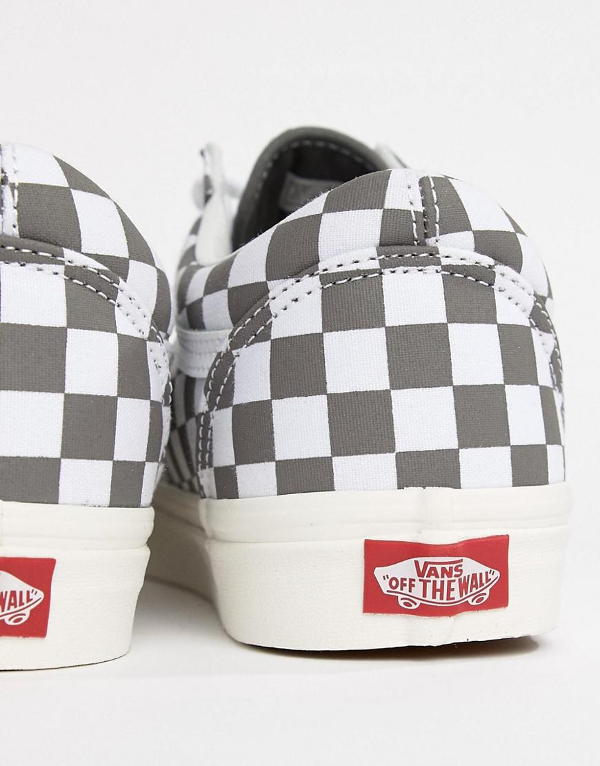 837d0cce88b1a8 Vans Old Skool Checkerboard Trainers In Grey Vn0a38g1u531 in Gray for Men -  Save 32% - Lyst