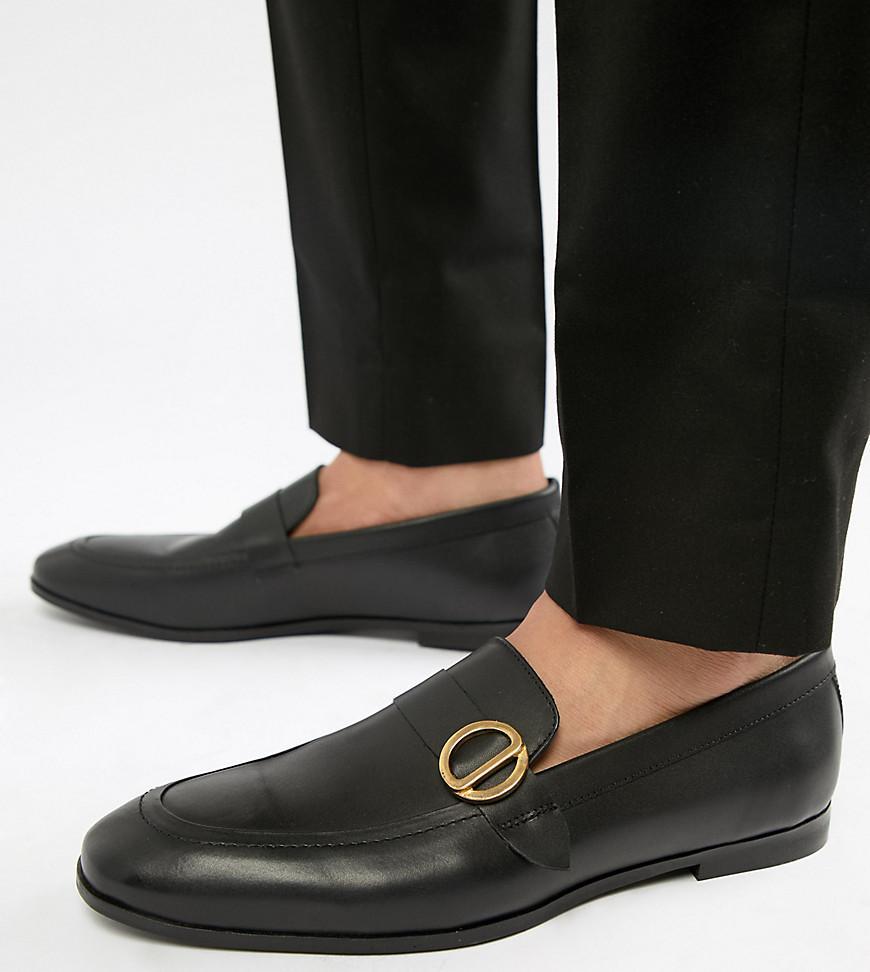 Kurt Geiger KG By Kurt Geiger Wide Fit Single Monk Shoes In X6dIHLo0