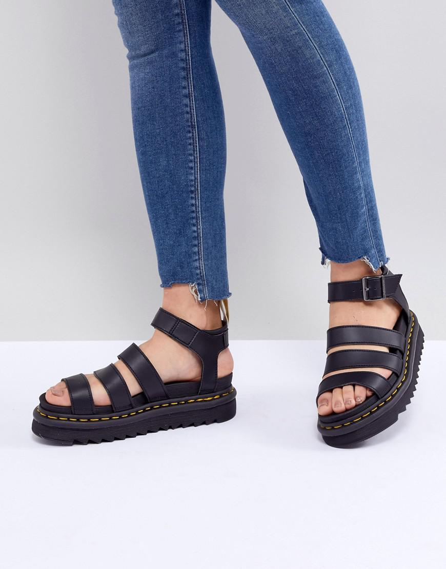 Womens V Blaire Open Toe Sandals Dr. Martens CAWIw3YP