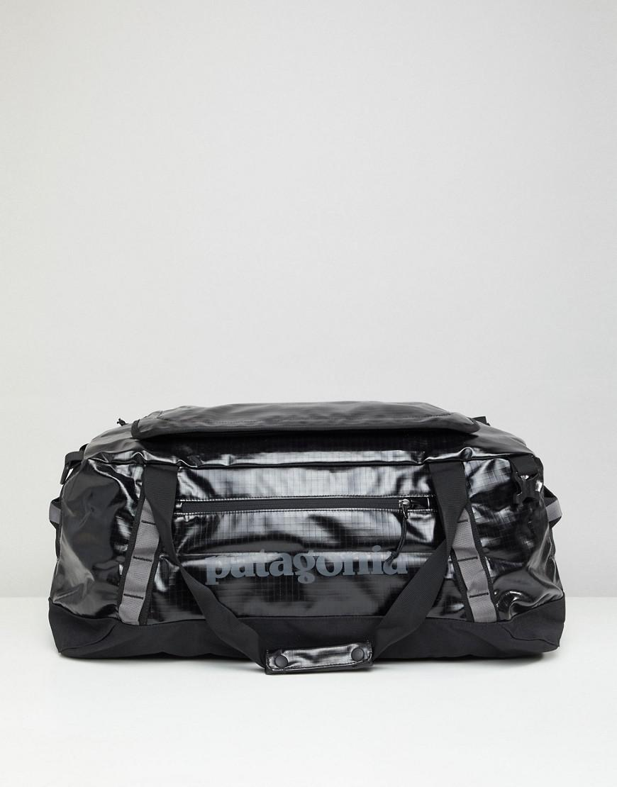 Patagonia Black Hole 60l Duffel Bag In Black in Black for Men - Lyst f758b92be510a