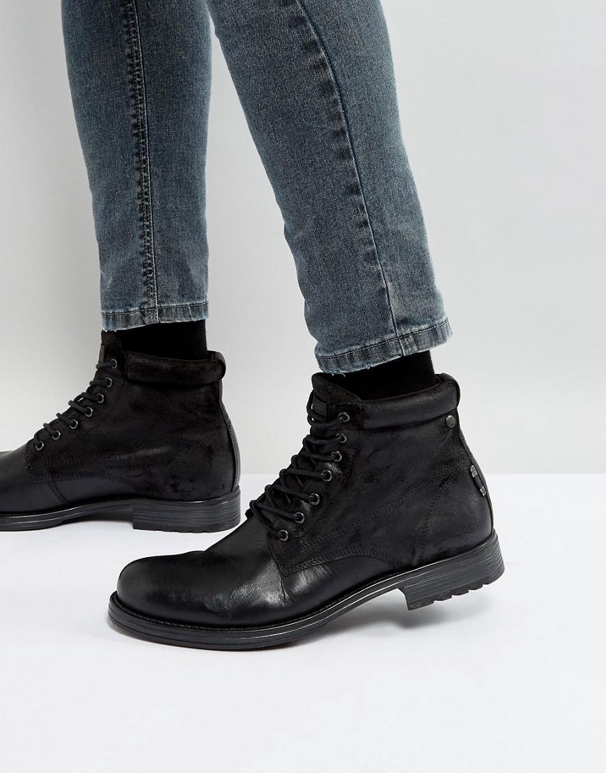Jack & Jones Chaussures À Lacets Yemm6pMz4