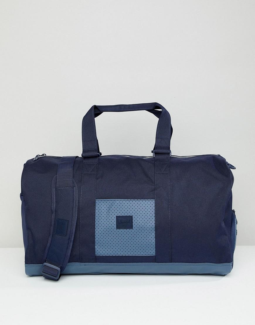 ad86274718 Herschel Supply Co. Novel Holdall 42.5l in Blue for Men - Lyst
