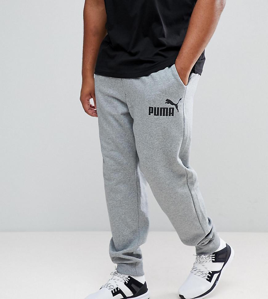 2ccfb0a72adb Puma Ess No.1 Joggers In Grey 83826403 in Gray for Men - Lyst