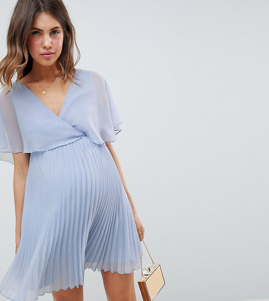 Pink Maternity Mini Dresses