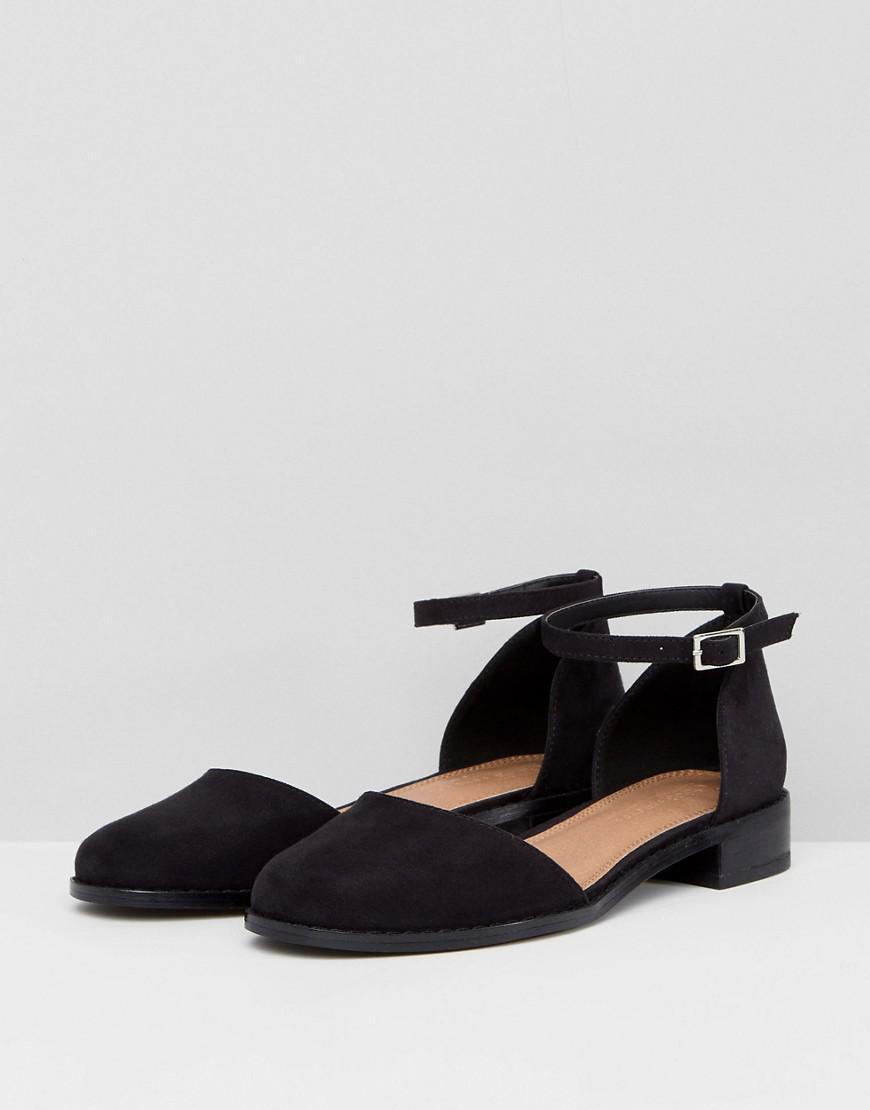 ASOS MARV Flat Shoes tJV9T