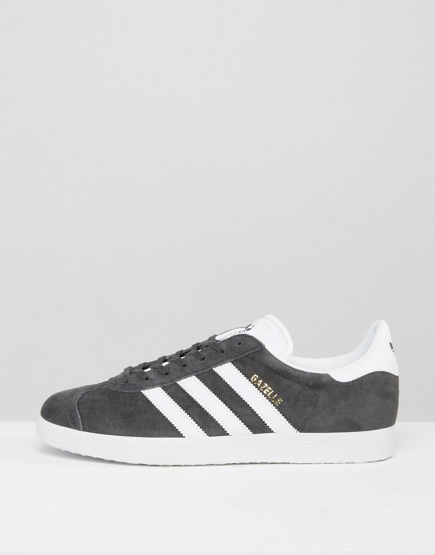c7fe5b6cc Lyst - adidas Originals Gazelle Sneakers In Gray Bb5480 in Gray for Men