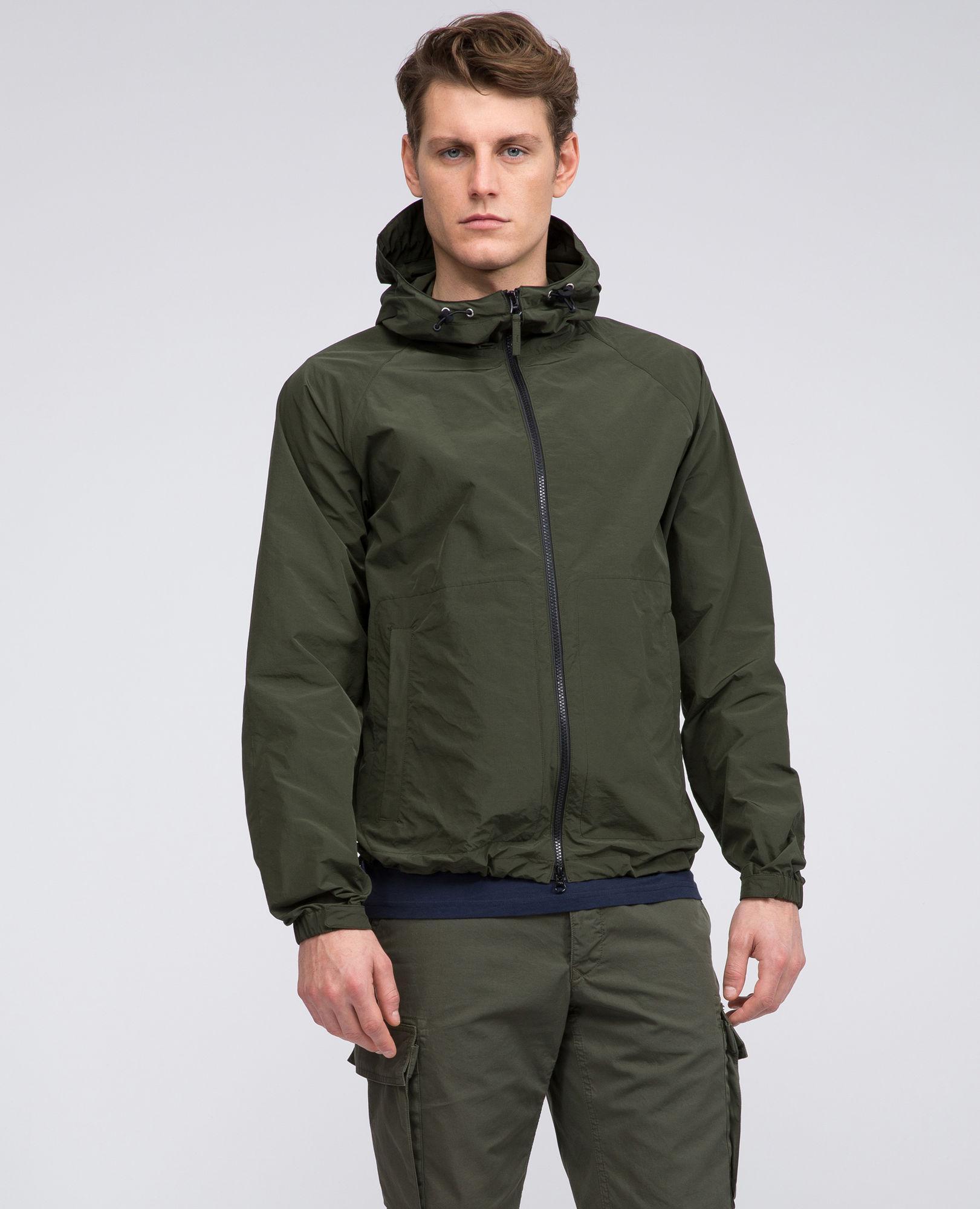 Aspesi. Men's Green Jacket Supertecnico Ii