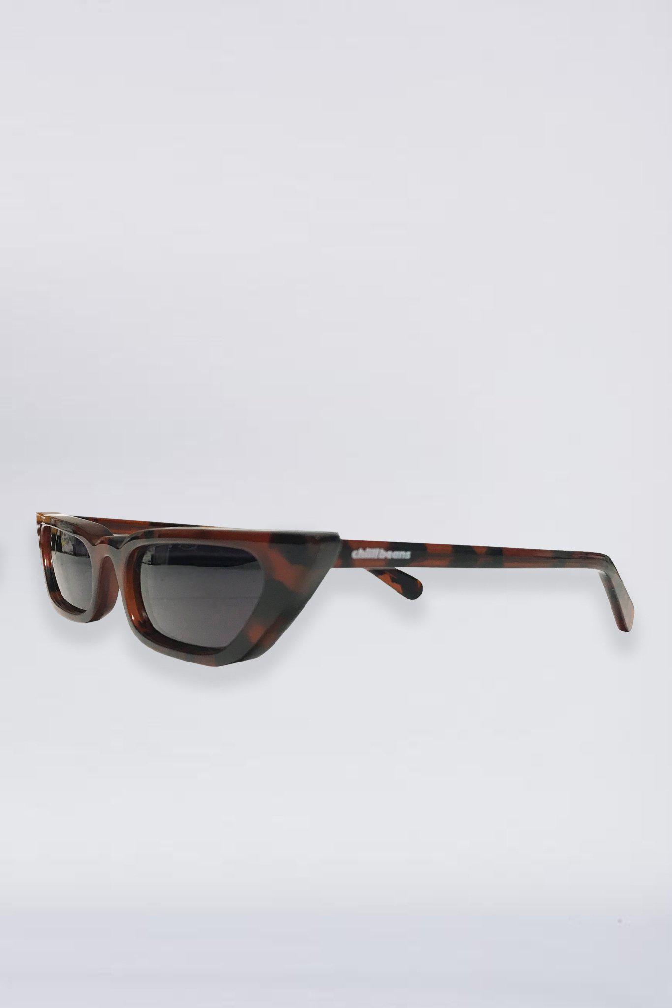 3d96b8159c Lyst - Haight Tortoise Sunglasses