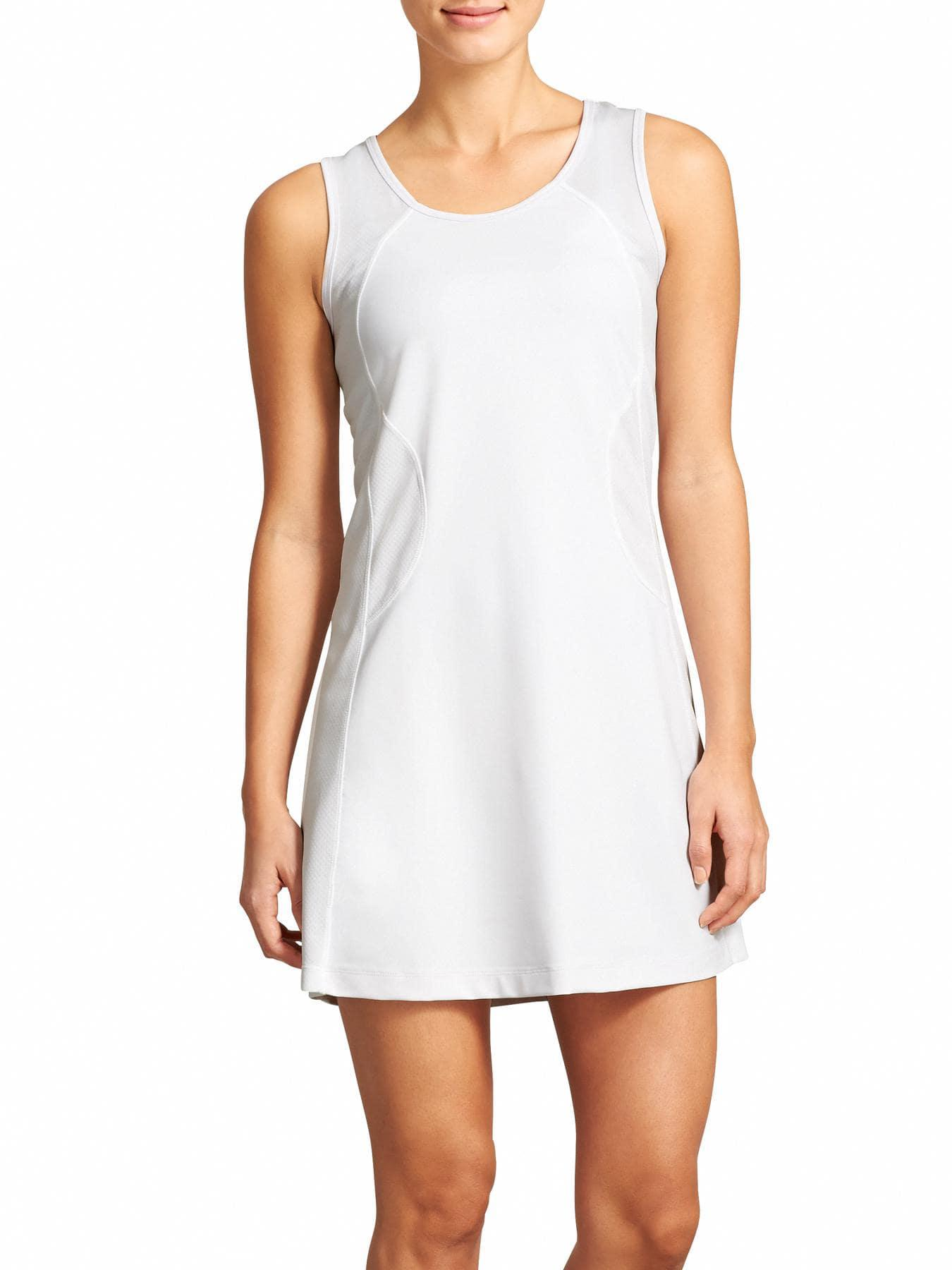 84ae660ed45 Lyst - Athleta Rally On Dress in White