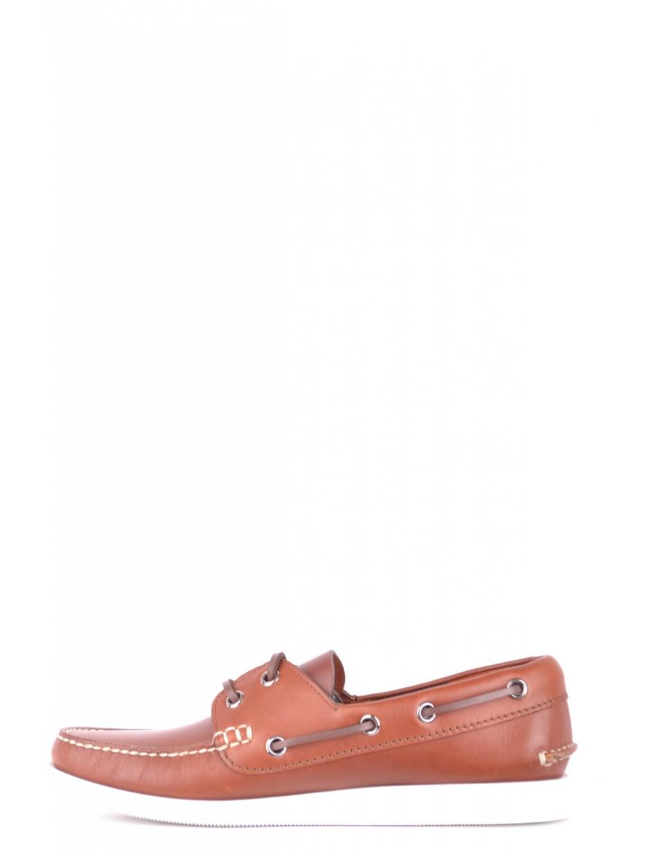 ad215f14042 Church s Loafers In Brown in Red for Men - Lyst