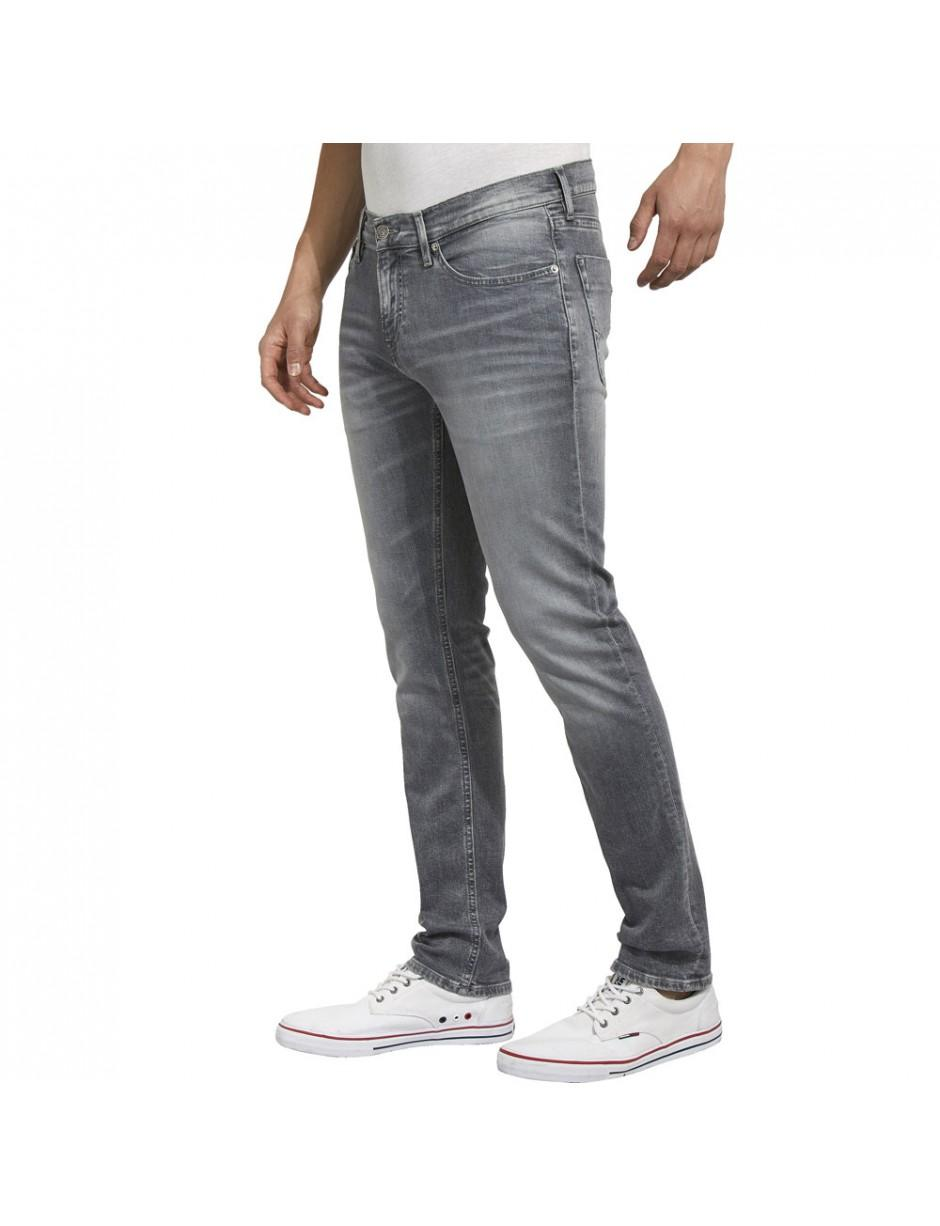31d3e896 Tommy Hilfiger Tommy Jeans Slim Scanton Dynamic Grey Jeans in Gray ...