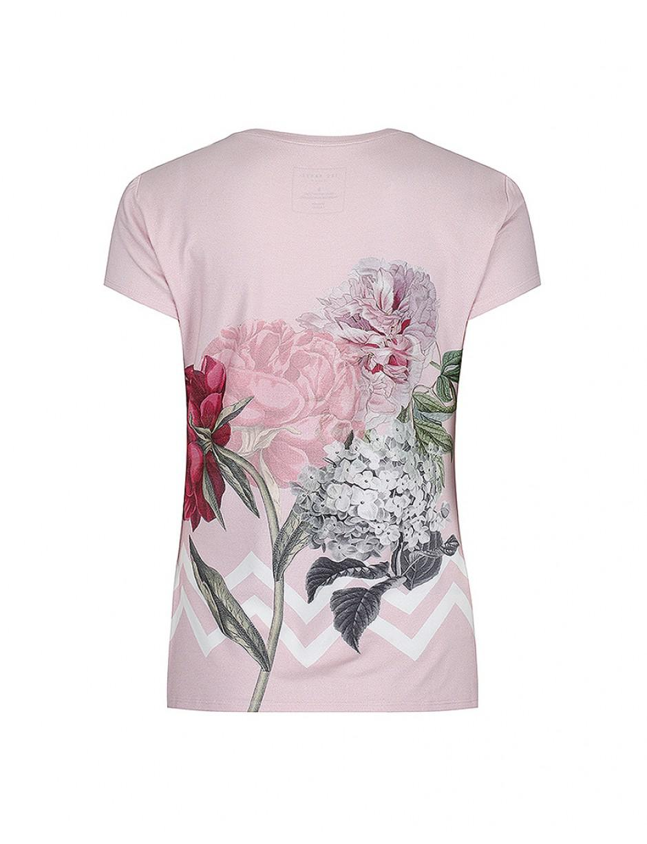 f7b3928ee4d222 Ted Baker Women's Fit To A T Geree Palace Gardens Fitted T-shirt in ...