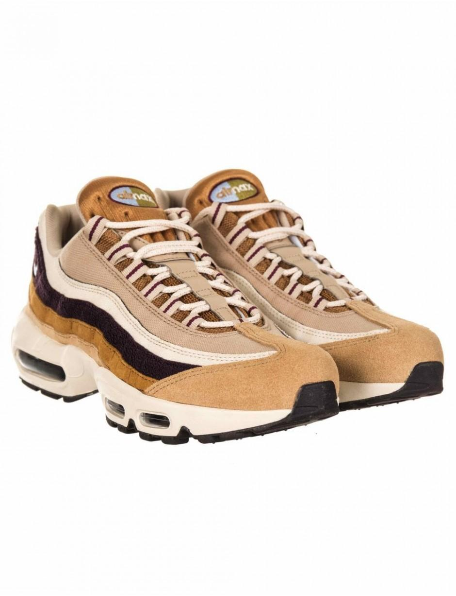 eb785dabd33 Lyst - Nike Air Max 95 Premium Trainers for Men