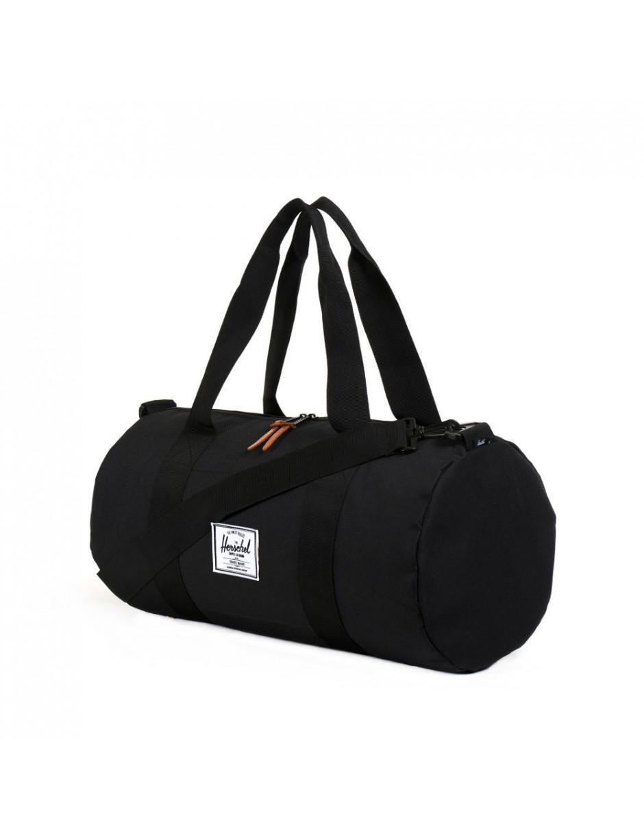 2a651098784e Herschel Supply Co. Hershel Sutton Duffle Bag in Black - Lyst