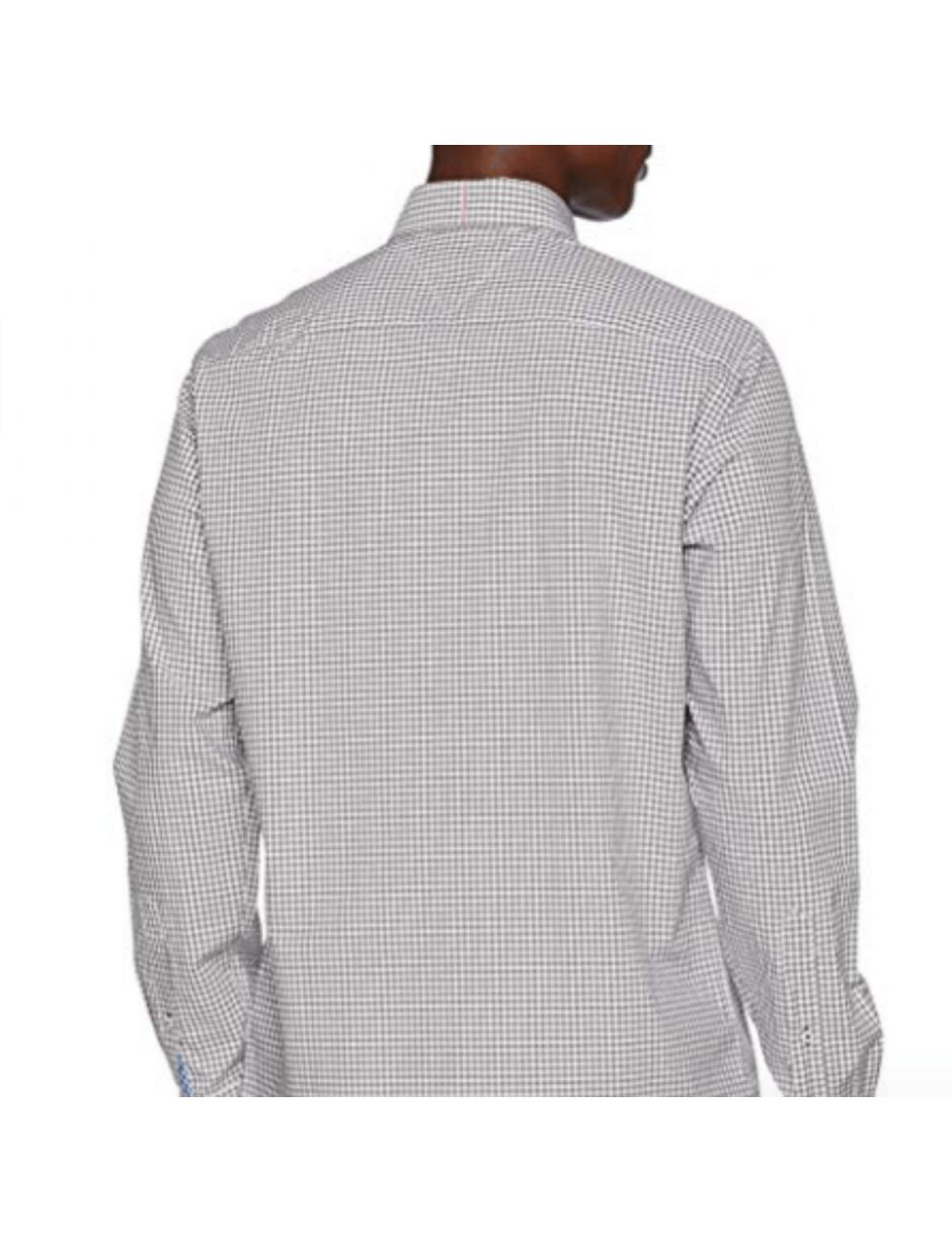 3cff923a2e58c2 Tommy Hilfiger Classic Gingham Shirt in Brown for Men - Lyst